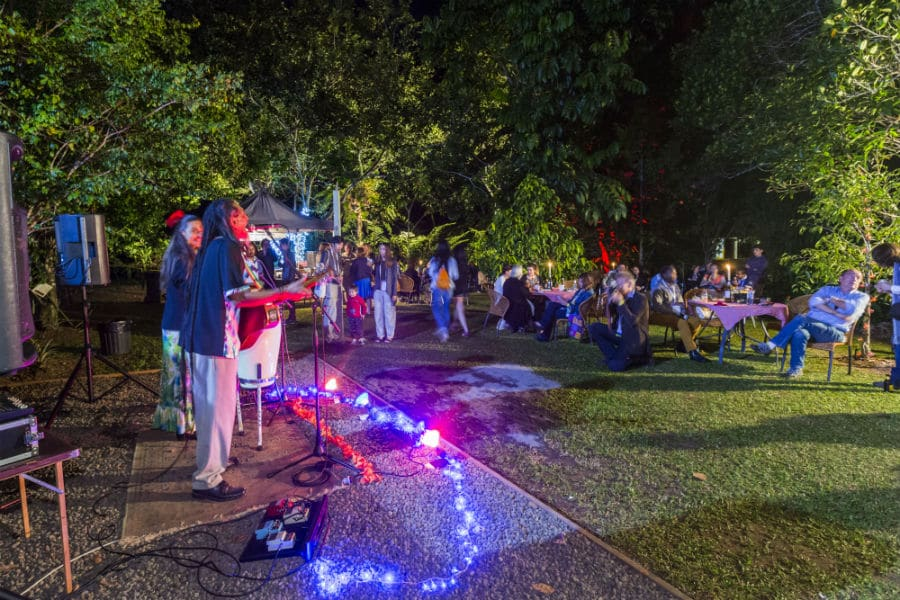 cairns functions and events rainforestation nature park