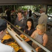 Buffet Lunch Cairns