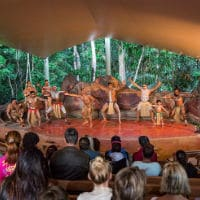 Aboriginal Dance Performance