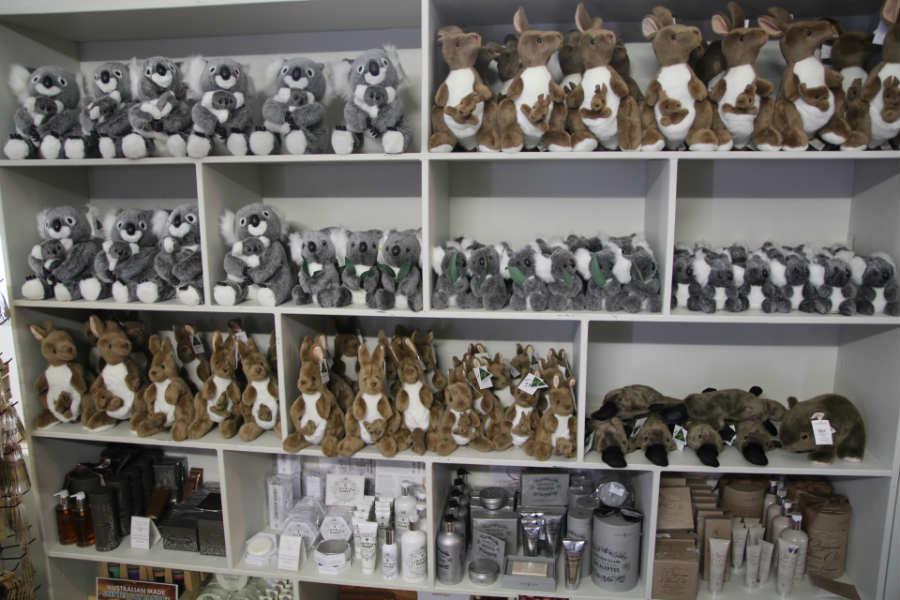 kuranda gift shop rainforestation