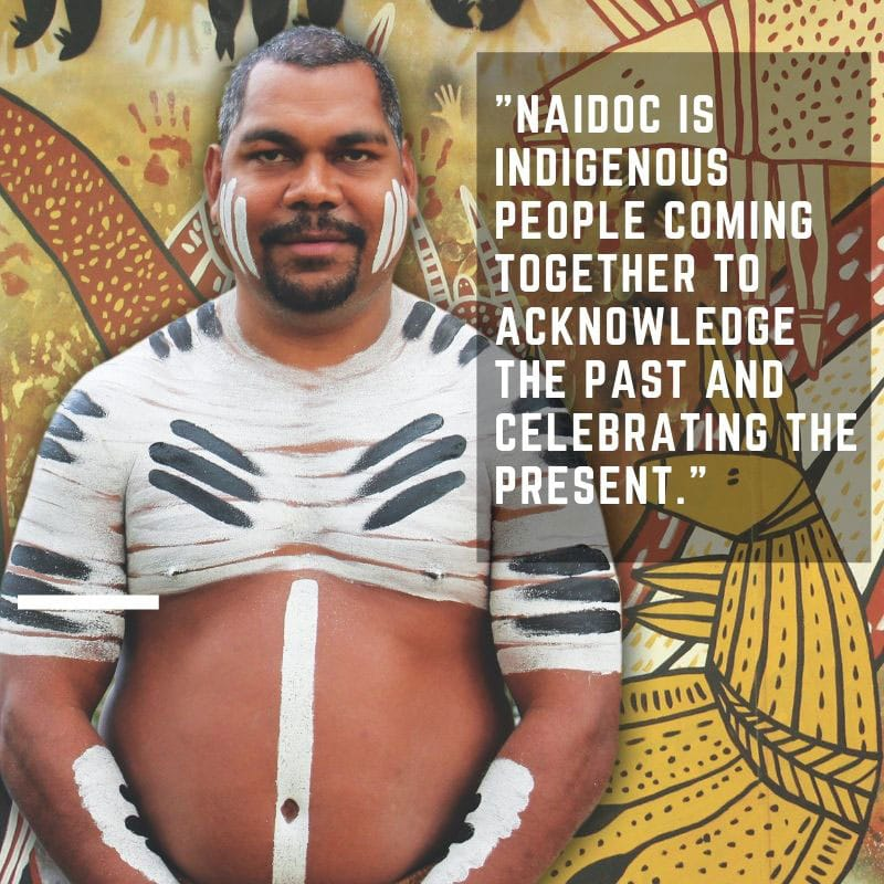 aboriginal artist naidoc week