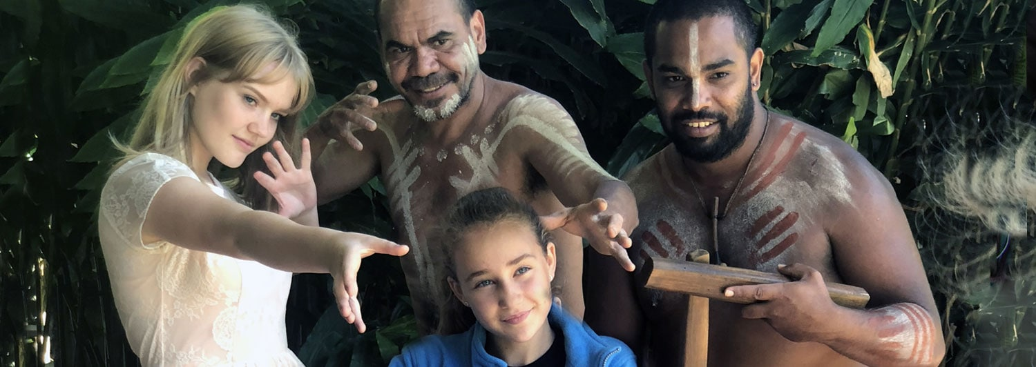 cairns school programs indigenous culture rainforestation nature park