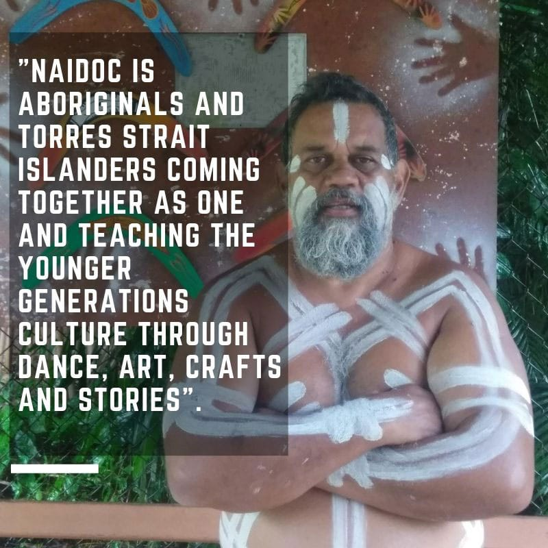 naidoc week 2019 rainforestation