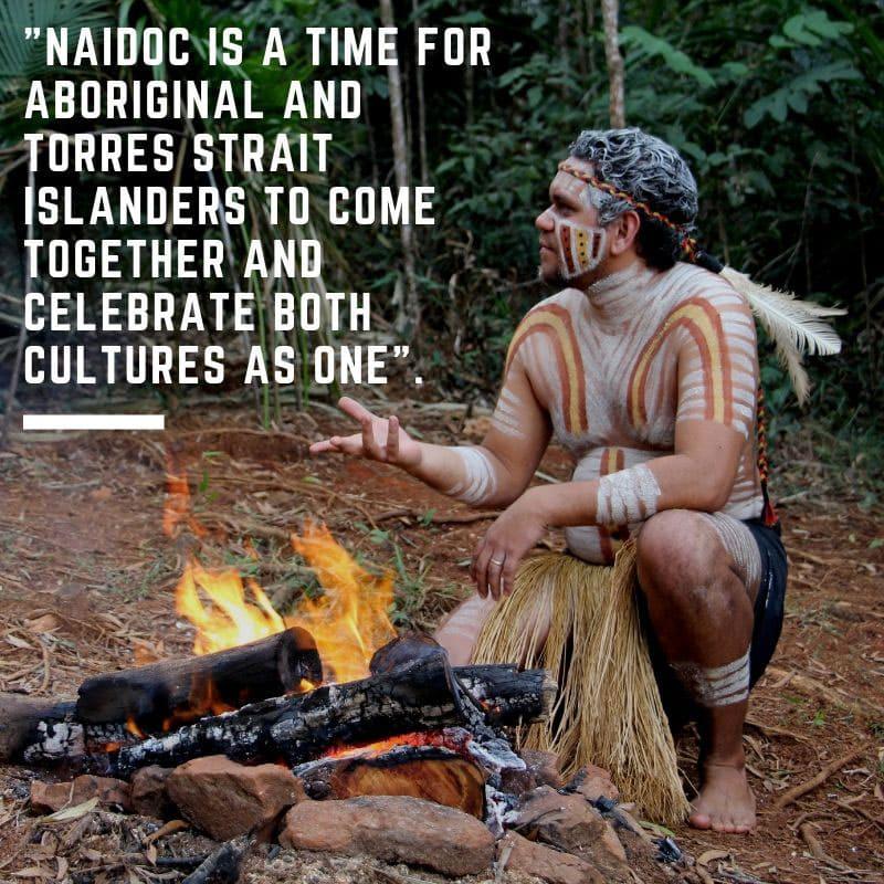 pamagirri aboriginal experience naidoc week