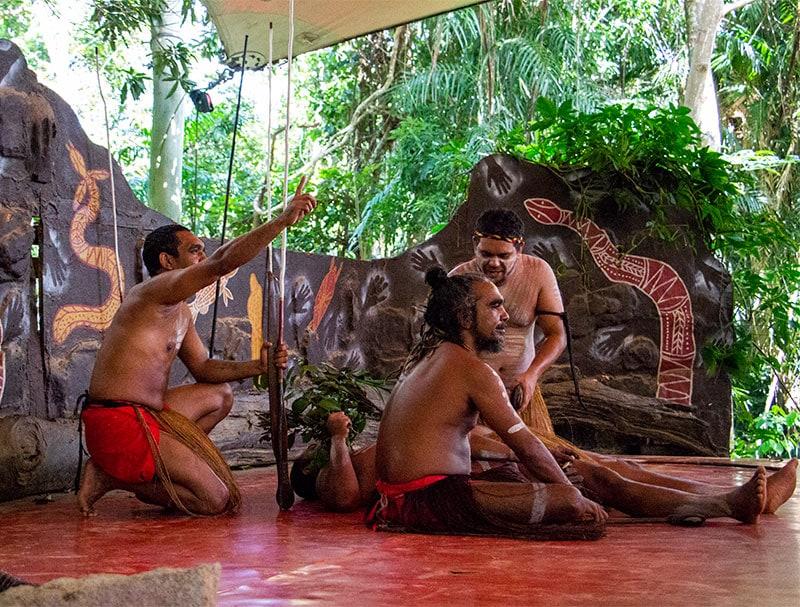 Pamagirri Aboriginal Experience Traditional Aboriginal Dance