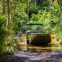 Army Duck Tour Rainforestation Nature Park