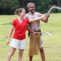 Pamagirri Aboriginal Experience Spear Throwing