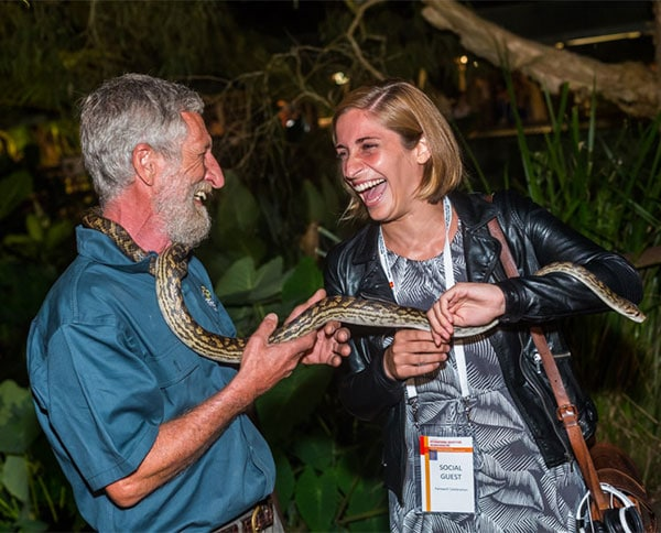 Cairns Functions And Events Wildlife Interaction