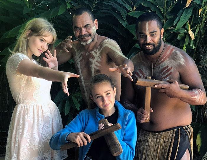 Gondwana Choir Pamagirri Aboriginal Experience