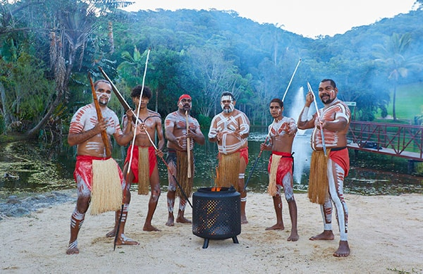 Indigenous Welcome Cairns Functions And Events